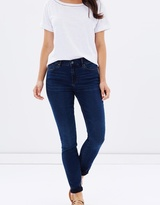 Jag Twiggy Mid Rise Skinny Jeans