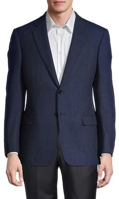 Armani Collezioni Standard-Fit Wool Suit Jacket