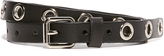 Rebecca Minkoff Flat Strap Belt with Eyelets