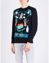 Diesel K-katt Cotton Jumper