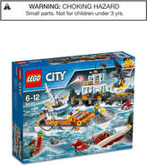 Lego 792-Pc. City Coast Guard Headquarters Set