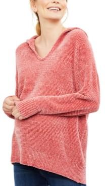 Splendid Maternity Hooded Sweater