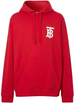 Burberry Monogram motif hoodie