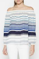 Joie Bamboo Stripe Top