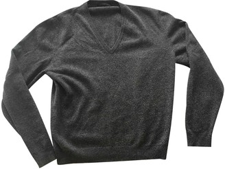 Prada Grey Wool Knitwear & Sweatshirts