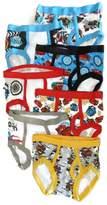 Disney Toddler Boys 7 Pack Underwear Briefs (2t/3t)