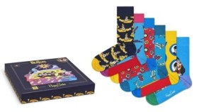 Happy Socks Beatles Collector Gift Box