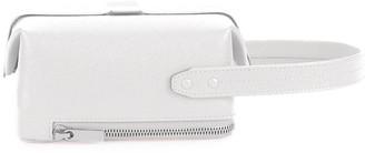 Valextra Tric Trac Saffiano Box Bag