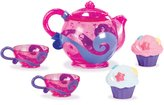 Munchkin Bath Tea and Cupcake Set, Multicolor, 1-Count
