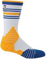 Stance Men's Golden State Warriors NBA Core Crew Socks