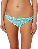 Seafolly Modern Geometry Hipster Bikini Bottom