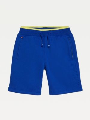 Tommy Hilfiger Adaptive Signature Elasticated Waist Shorts