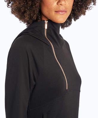 Marika Women's Tee Shirts BLACK - Black Harper Pullover - Women