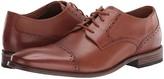 Bostonian Lamont Cap (Tan Leather) Men's Shoes