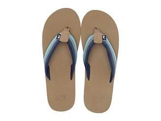 Vineyard Vines Ombre Strap Flip-Flop (Deep Bay) Men's Sandals