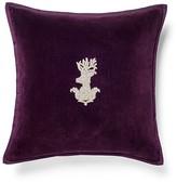 """Ralph Lauren Inverness Throw Pillow, 18"""" x 18"""""""