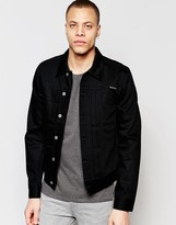 Nudie Jeans Sonny Pleat Front Denim Jacket