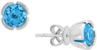 Effy Fine Jewelry 14K 1.60 Ct. Tw. Blue Topaz Earrings