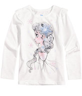 Disney Disney's Frozen Long-Sleeve T-Shirt, Toddler Girls (2T-5T)