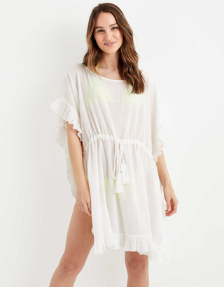 aerie Ruffle Cover Up