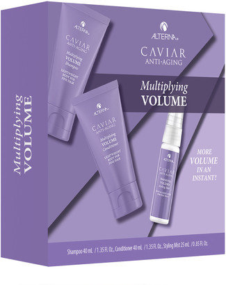 Alterna Caviar Multiplying Volume Consumer Trial Kit Minis