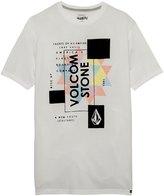 Volcom Men's Modern Manly Short Sleeve Tee 8121319