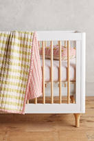 Anthropologie Soft Quilted Toddler Blanket & Playmat