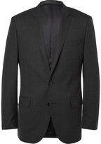 J.crew - Grey Ludlow Slim-fit Wool Suit Jacket