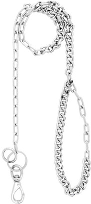 Martine Ali Silver Gunnar Mix Leash