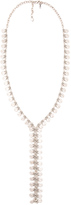 Natalie B Seadrop Lariat Necklace