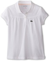 Lacoste Kids S/S Classic Pique Polo (Toddler/Little Kids/Big Kids)