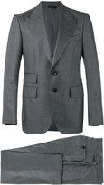 Tom Ford slim-fit suit - men - Silk/Cupro/Wool - 48