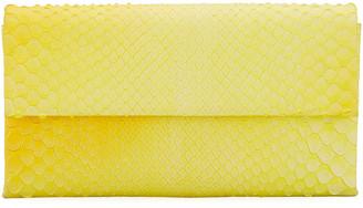 Nancy Gonzalez Gotham Python Clutch Bag