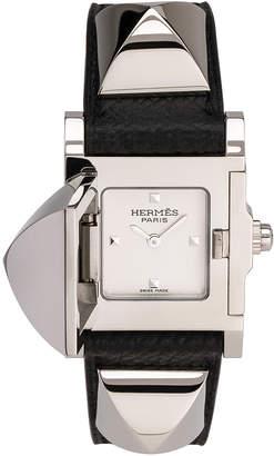 Hermes Medor pm in Black | FWRD
