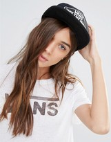 Vans Beach Girl Trucker Hat In Star Print