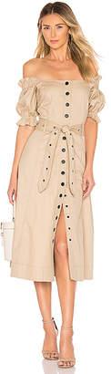 Marissa Webb Charlize Canvas Dress
