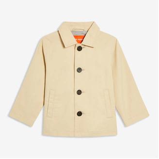 Joe Fresh Toddler Boys' Trench Coat, Sand (Size 5)