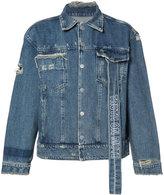 Ne.Sense - Lou denim jacket - men - Cotton - XL