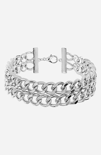 Topshop Curb Chain Choker