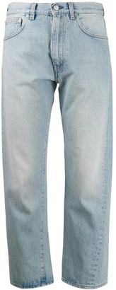 Totême cropped jeans