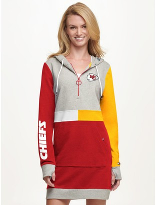 Tommy Hilfiger Kansas City Chiefs Hoodie Dress