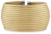 Alor Wide Cable Cuff
