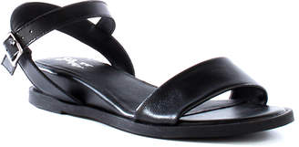 Seychelles Women's Sandals BLACK - Black Boardwalk Leather Sandal - Women