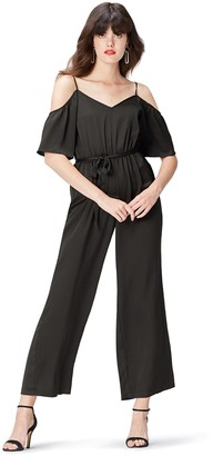 Find. Women's Cold Shoulder Jumpsuit