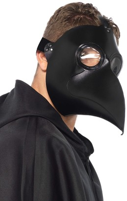 Leg Avenue Women's Faux Leather Plague Doctor mask