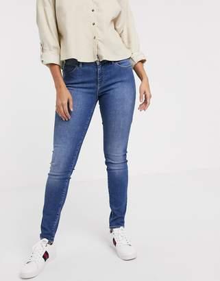 Wrangler skinny jeans-Blue