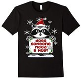 Women's Does Someone Need a Hug Cute Ugly Christmas Sweater Pattern XL