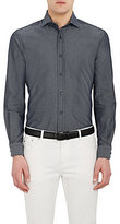 Ralph Lauren Purple Label Men's Bond Cotton Jacquard Shirt
