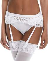 Cosabella Jazmine Lace Garter Belt