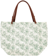 Petite Mendigote Palm ClÃa Cotton Shopper